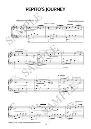 Seeking Series Pepito Piano Olé By Hammond