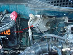 2000 honda accord fuel filter leak from feed line connecting to injectors honda tech honda