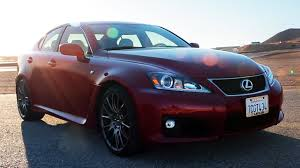 lexus isf test youtube the one with the 2014 lexus is f world u0027s fastest car show ep