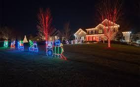 Outdoor Christmas Decorations Nashville by Holiday Lighting Design Ideas U2013 Themed Holiday Outdoor Lighting