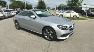 new 2018 mercedes benz e class e 400 4matic coupe coupe in