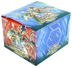 konami yu gi oh yuya starter deck box da card world