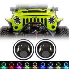cj jeep yellow 7
