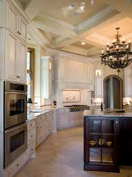 Painted Glazed Kitchen Cabinets Painted And Glazed Cabinets Houzz