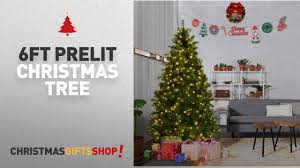 christmas tree artificial most popular 6ft prelit christmas tree goplus pre lit christmas