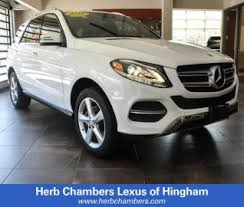 mercedes of manchester nh used mercedes gle for sale in manchester nh 32 used gle