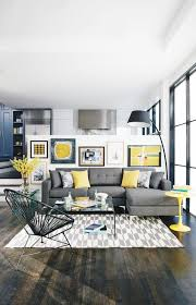 gray color schemes living room living room yellow greying room modern style home design ideas