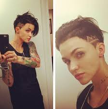 how to get ruby rose haircut ruby rose style image via ruby rose new orange is the new black