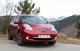 nissan leaf reviews nissan leaf price photos and specs car car pictures