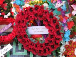 wreath in the shrine 070425 anzac day dawn service shri u2026 flickr