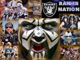 Raiders Halloween Costume Raider Nation