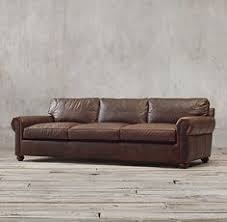 Lancaster Leather Sofa Rh U0027s Original Lancaster Leather Chair Exceptionally Luxurious At