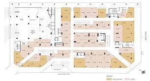 Level Floor Commercial Floor Plan