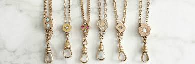antique necklace chains images Style guide 4 ways to wear antique slide chains joy jones jewelry jpg