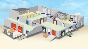 Loading Dock Air Curtain Leader And Distribute Pvc Strip Curtain Pvc Partition Sheet Pvc