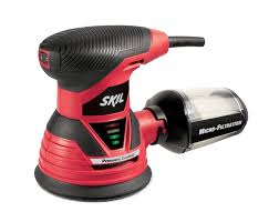 Belt Sander Rental Lowes by Skil 7492 01 2 8 Amp 5 Inch Random Orbit Sander Power Random