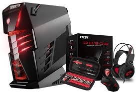 msi ordinateur de bureau msi aegis ti3 vr7re sli 010eu casque souris gamer 9s6 b91211
