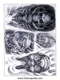 biomechanical tattoo for knee biomechanical knee tattoos 4