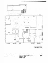 Floor Plan To Scale by 220 West Washington Street Floor Plan Downtown Marquette Michigan