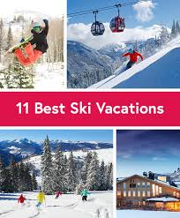 the best winter ski and snowboard destinations