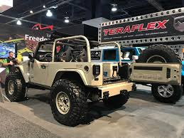 jeep body armor here are the wildest and wackiest jeep wranglers of the 2017 sema