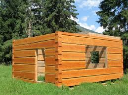 learn to build your own log cabin idolza