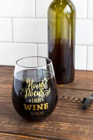 Awesome Wine Glasses Best 20 Wine Glass Crafts Ideas On Pinterest Wine Glass Candle