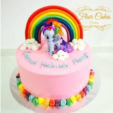 pony cake flair cakes my pony cake