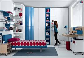 redecor your modern home design with creative fancy blue teen