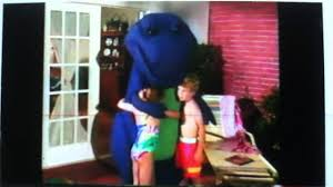 barney meets the byg u0026 barney is our dinosaur youtube
