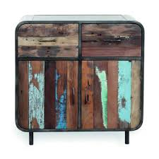 Modern Sideboard Uk Reclaimed Wood Havana 2 Drawer 2 Door Sideboard Modern Storage