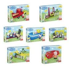 peppa pig construction playsets ebay