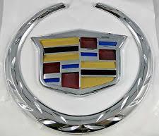 cadillac cts emblem cadillac cts emblem ebay