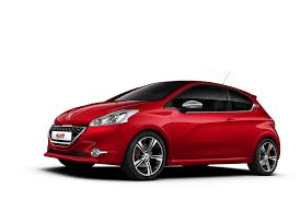 peugeot official website 2014 peugeot 208 gti first official pictures and details