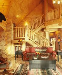 Log Home Interiors Welcome To Black Bear Construction