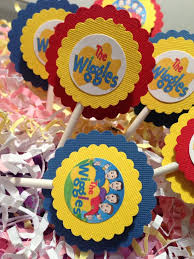 26 best wiggles birthday inspirations images on pinterest