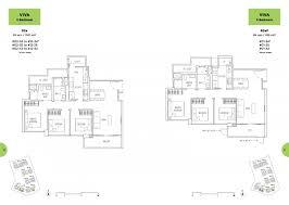 The Parc Condo Floor Plan by Parc Life New Executive Condominium In D27 Sembawang Crescent