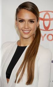 side view of pulled back hair in a bun 40 ponytail hairstyles for 2017 best ideas for ponytails
