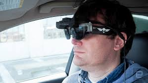 driving with ar glasses be information overload