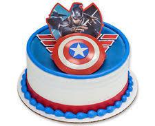 captain america cake topper captain america cake topper ebay