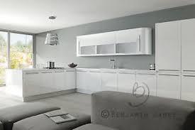 High Gloss White Kitchen Cabinet Cupboard Door Fronts High - High gloss kitchen cabinet doors