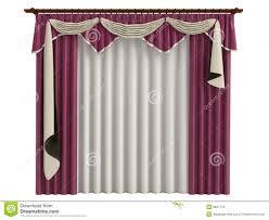 Alexander Curtains Curtains Royalty Free Stock Photos Image 9827178