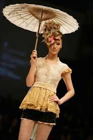 китайська мода фото модель