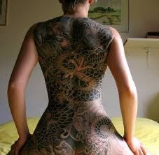 woman back tattoo tattoo collections