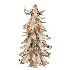 Birch Bark Deer Christmas Decorations by Christmas Ornaments Birch Bark Ornaments Christmastopia Com