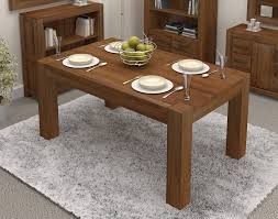walnut dining room chairs linea solid walnut home dining room furniture four seater dining