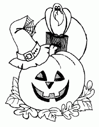 printable 45 preschool coloring pages halloween 8185 printable