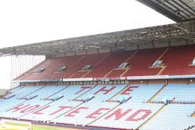 layout of villa park the holte end villa park picture of villa park stadium tour