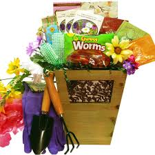 garden gift basket how about giving a s day gift basket this year