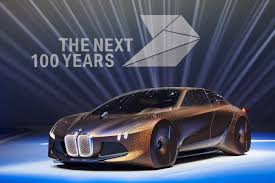 futuristic cars bmw the ideas behind the bmw vision next 100 as explained by bmw designers